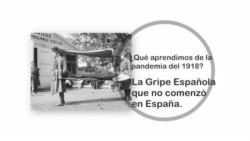 """La mortal """"gripe española"""" dejó una lección de cómo lidiar con una epidemia"""