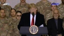 Donald Trump visitó Afganistán durante acción de gracias