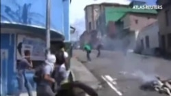 Un adolescente muere en Venezuela al recibir un disparo durante una protesta