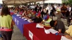 El 98.5 % de los venezolanos rechazó al gobierno de Maduro mediante el plebiscito