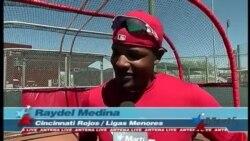 Raydel Medina no quiere acordarse cómo logró escapar de Cuba