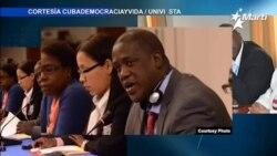 Info Martí | Represión en Cuba | Foro virtual trata tema de discriminación de la mujer, entre otros