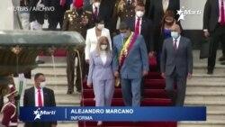 Juan Guaidó entregó al Secretario General de la OEA el informe anual sobre los DD.HH. en Venezuela