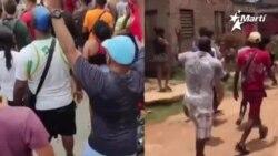 El pueblo de Cuba sale a las calles exigiendo libertad