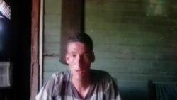 Otoniel Cruz Suárez denuncia acoso policial