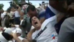 Violentos arrestos en Cuba a pocas horas de llegada de Obama