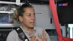 Bomberos y paramédicos los héroes que salvan vida