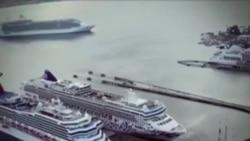 Compañías de cruceros listas para entrar en el mercado cubano