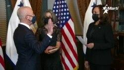 Alejandro Mayorkas se convierte en el primer latino al frente de la Seguridad Nacional de EEUU