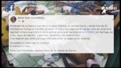 Info Martí | Aumenta el apoyo nacional e internacional por los huelguistas de UNPACU