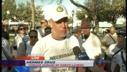 En directo desde México: situación de cubanos varados en frontera con EEUU
