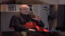 El Cardenal Jaime Ortega crea expectativa sobre amnistía a presos políticos