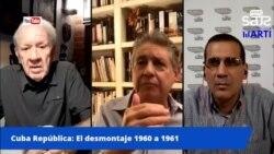 Estado de SATS   Periodo Republicano   El desmontaje 1960-1961   Parte 1