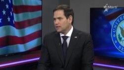 Entrevista al Senador Marco Rubio en Televisión Martí