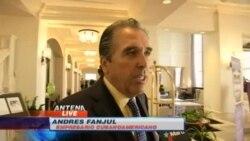 Embajador cubano en EEUU se reúne en Miami con empresarios afines a la normalización