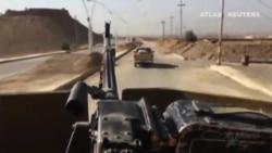 Los yihadistas del Estado islámico se mueven por túneles en Mosul