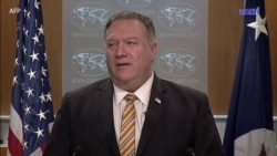 EEUU advierte sobre actividades criminales de Nicolás Maduro
