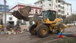La ciudad de La Habana sufrió cuantiosos daños tras el paso del Huracán Irma