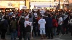 Quinto día consecutivo de huelga del metro en Sao Paulo
