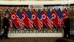 Comienza la segunda cumbre entre Trump y Kim en Hanoi