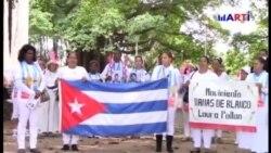 Disidentes cubanos: apoyo a suspensión del título III de la Helms-Burton