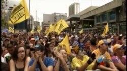 Mayoría coincide en que el pueblo venezolano habló y decidió