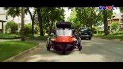 El auto volador, proyecto que comienza a materializarse