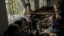 Padres venezolanos entregan a sus hijos a orfanatos para evitar que mueran de hambre