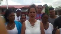 Ivoyni Moralobo - Cubanos piden asilo en Surinam
