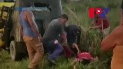 Desenlaces trágicos tras accidentes en Cuba