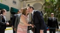 Concluyó visita del gobernador de Nueva York a Cuba