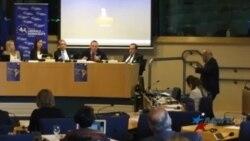 Líder opositor cubano pide apoyo al Parlamento Europeo para democratizar Cuba