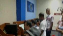 Activistas publican en Twitter desde la estatal ETECSA en Santiago de Cuba