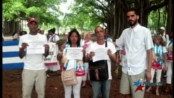 Reprimen y arrestan a decenas de opositores pacíficos en Cuba